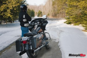 how to store your motorcycle over the winter