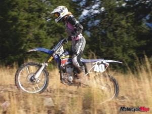 Dirt Biking on the trails of Vernon BC