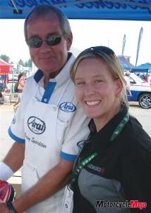 Bruce Porter and Misti Hurst
