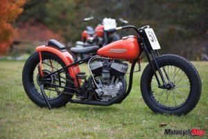 Vintage Harley Davidson 1948 frame