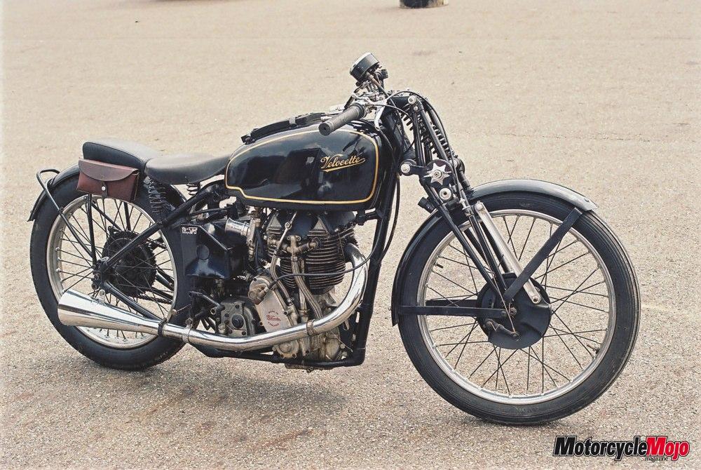 1967 Vintage Velocette 500 Thruxton Motorcycle