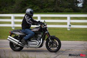 Mojo Magazine test the new Harley Davidson XR1200