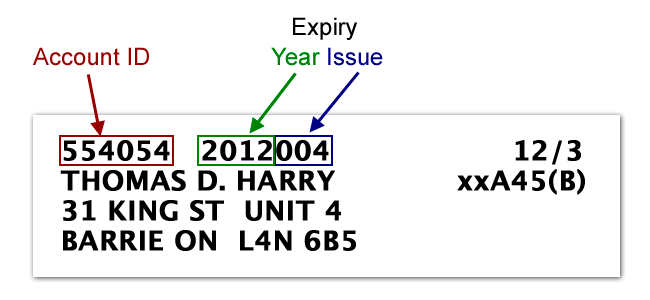 Mailing-Label