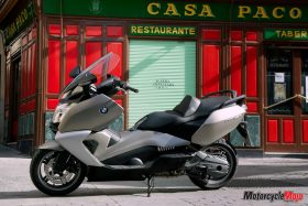 Picture of Maxi-Scooter C650GT