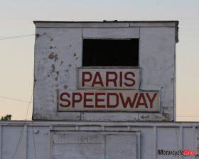 dirt track speedway