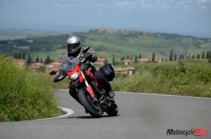Ducati Hyperstrada Test Drive