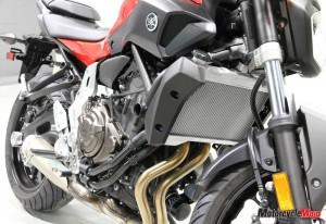 Yamaha FZ-07 Review