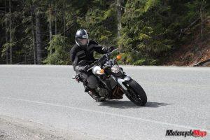 Yamaha FZ-07 Road Test