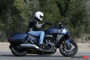 Honda CTX1300T Road Test