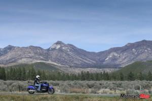 Test Ride Honda Valkyrie