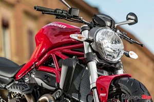 2014 Ducati MONSTER 821
