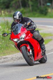 2014 Honda vfr800f Review