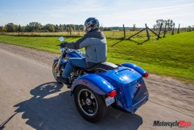 Review of the Harley Davidson Freewheeler