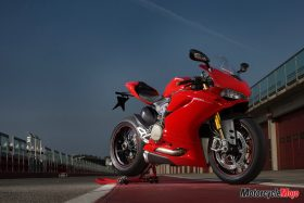 Ducati 1299 Panigale S review