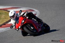 Test ride Ducati 1299 Panigale S