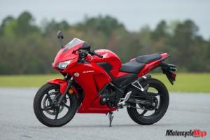 Review of Honda CBR300R