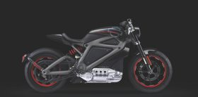 review of Harley-Davidson LiveWire Electric Motorcycle