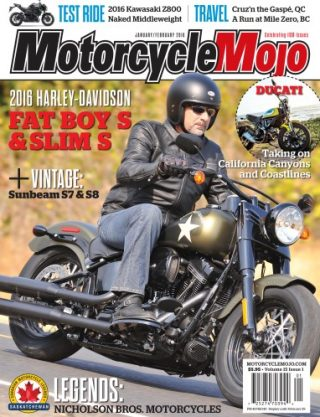 January February issue