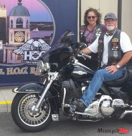 Reflections on Riding Together