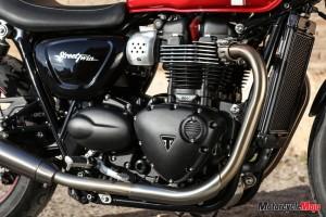 Triumph Street Twin Test Ride