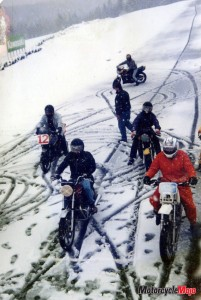 AMP Winter Riders School