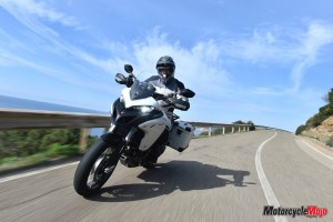 Test ride Ducati Multistrada