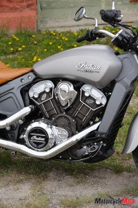 Indian Scout bike review