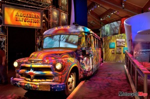 Museum-at-Bethel-Woods-Interior-Bus-credit Courtesy of Bethel Woods Centre