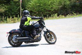 HD low rider