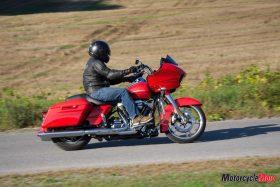 Harley Milwaukee Eight Motorcycle