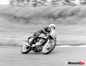 motorcycle legend Michelle Duff