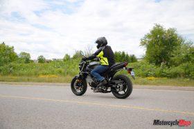 review of Suzuki SV650