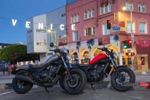 Honda Rebel Motorcycles