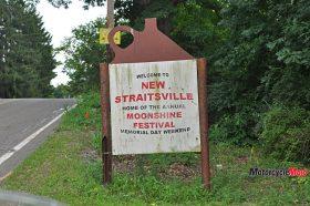 New Straitsville Sign