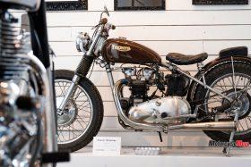 Kevin Cuffley's Custom-Made Motorcycle