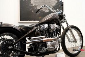 Kevin Cuffley's Custom Motorcycle