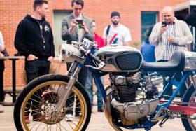 Creative Motorcycle Designs at Kickstart 2017