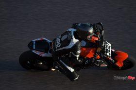 Riding a 2015 KTM Super Duke 1290R