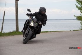 Riding the Kawasaki Z900 ABS on the Coast
