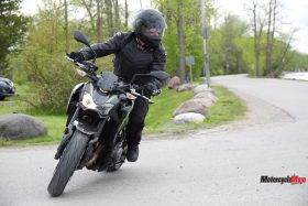 Riding the Kawasaki Z900 ABS on the Road