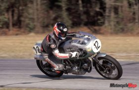Winning F750 Classic at Roebling Road USA in 1995