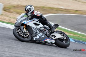 Riding The 2018 BMW HP4 Race