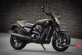 The 2017 Harley Davidson Street Rod