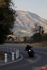 Riding on the Highway on the 2018 Indian Bobber