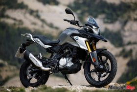 The 2018 BMW G310GS On-Location
