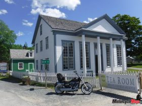 The Tea Room on Cabot Trail