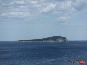 An Island Near Cabot Trail