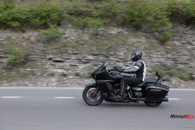 Riding The 2018 Yamaha Venture TC