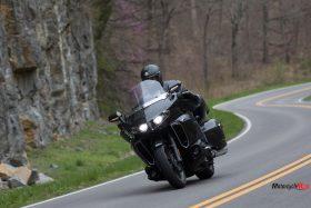 Riding The 2018 Yamaha Venture TC On the Road