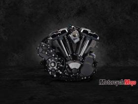 Engine of The 2018 Yamaha Venture TC
